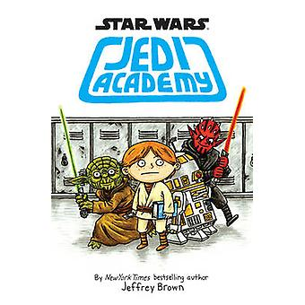 Jedi-Akademie von Jeffrey Brown - 9781407138718 Buch