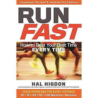 Run Fast by Hal Higdon - 9781623366889 Book