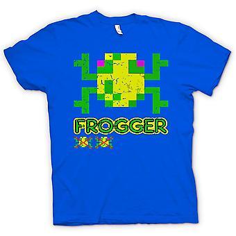 Kids t-shirt - Frogger - juego de Arcade clásico 0s Gamer