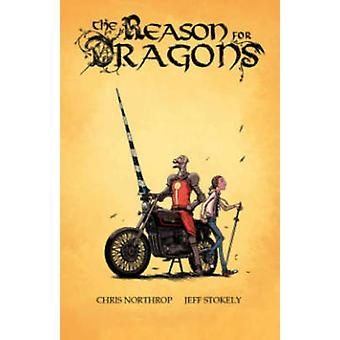 The Reason for Dragons by Jeff Stokely - Rebecca Taylor - Chris North