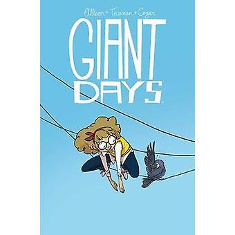 Giant dagar - Vol. 3 av Max Sarin - John Allison - 9781608868513 bok