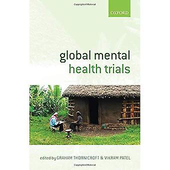 Globale psychische Gesundheit Studien