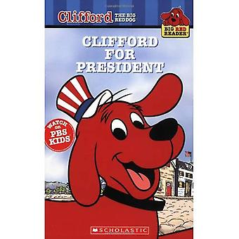 Clifford for President (Clifford de grote rode hond)