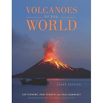 Vulkanen van de wereld
