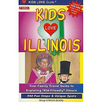 Kinderen liefde Illinois: Uw familie Reisgids te verkennen