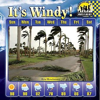 It's Windy! (Checkerboard Science Library: What's It Like Out?)