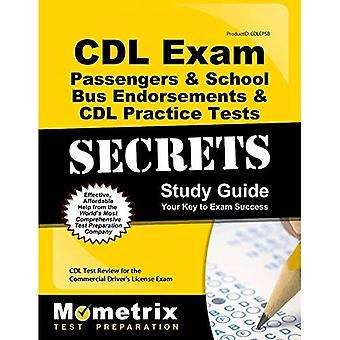CDL Exam Secrets Passengers & School Bus Endorsement