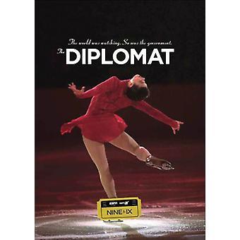 ESPN Nine for IX: Diplomat [DVD] USA import