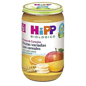 Hipp Potito Varied Fruits with Cereals 250 gr (Childhood , Food , Pots)