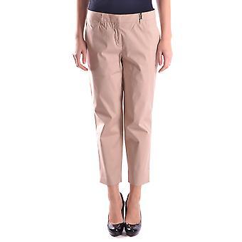 Miu Miu Brown Cotton Skirt
