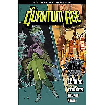 Quantum ålder: från världen av Black Hammer volym 1