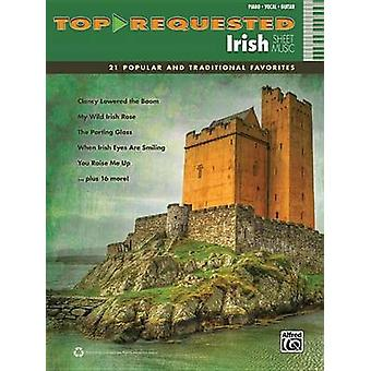 Top-Requested Irish Sheet Music - 21 Popular and Traditional Favorites