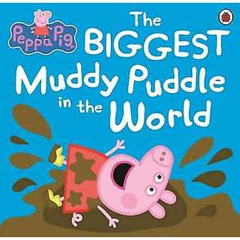Peppa Pig - The Biggest Muddy Puddle in the World Picture Book - 97814