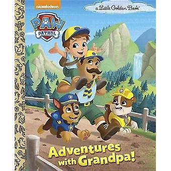 Adventures with Grandpa! (Paw Patrol) by Golden Books - 9781524768744