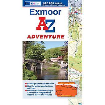 Exmoor Adventure Atlas by Geographers' A-Z Map Company - 978178257015