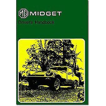 MG Owners' Handbook - Mg Midget Mk 3 - Part No. Akm3229 by Brooklands B