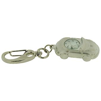 GTP Unisex Novelty Car Clock Keyring An Ideal Gift For Him Or Her IMP703
