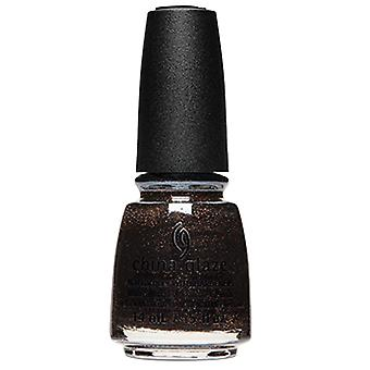 Kina glasyr måla det svart 2018 Nail Polish Collection-Ash & Burn (84317) 14 ml