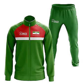 Somaliland Concept Football Tracksuit (Green)
