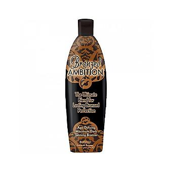 Synergy Tan Bronzed Ambition Firming & Anti Ageing Bronzer Tanning Lotion - 369ml