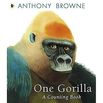 En Gorilla: En räknar bok