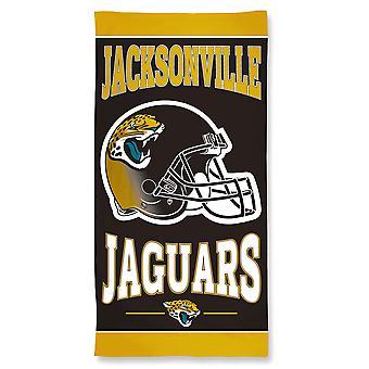 Wincraft NFL Jacksonville Jaguars beach towel 150x75cm