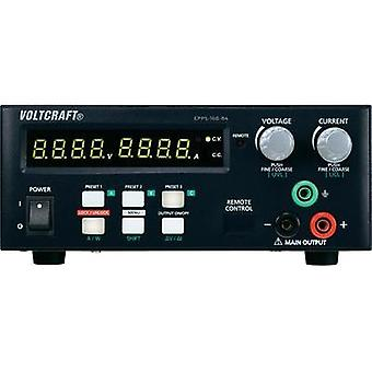 Bench PSU (adjustable voltage) VOLTCRAFT CPPS-160-84 0.02 - 84 Vdc 0.01 - 5 A 160 W USB remote controlled, programmable