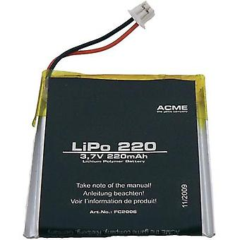 Battery ACME FCO2 LiPo-Akku