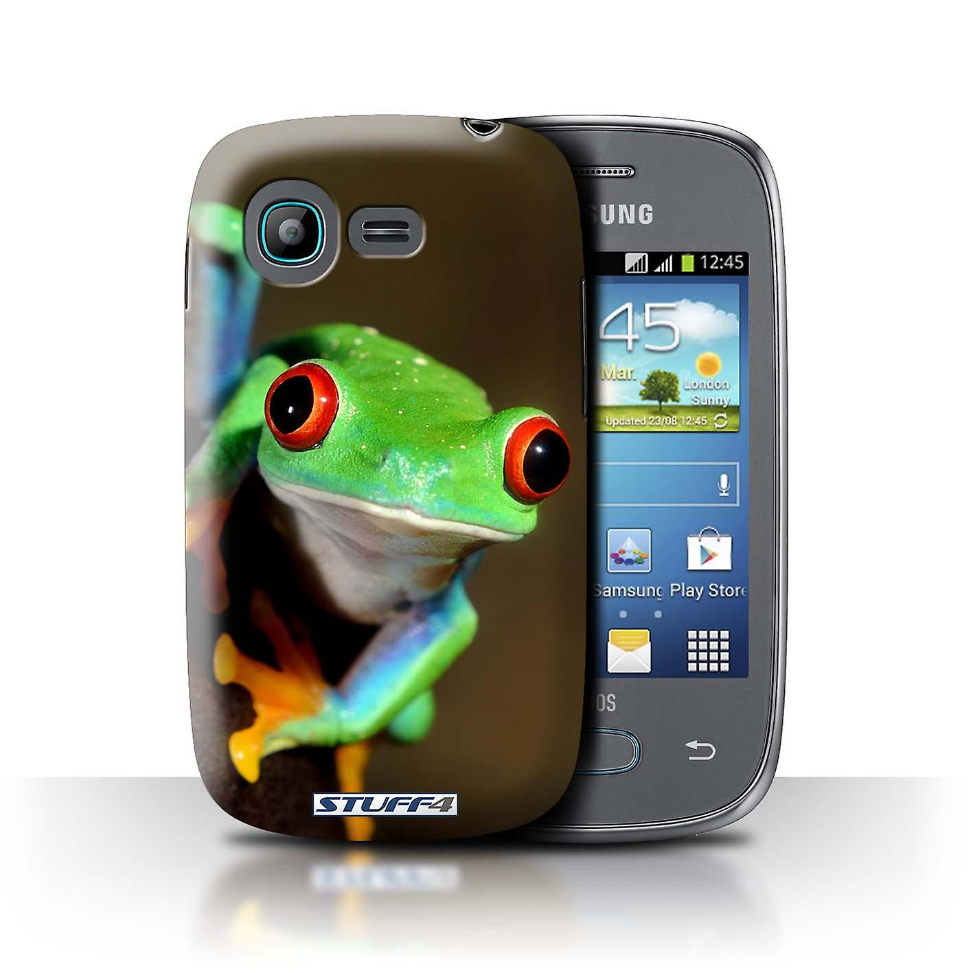 Stuff4 Case Cover For Samsung Galaxy Pocket Neo S5310 Frog