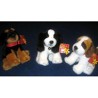 Import Puppies Sitting 3 Surt.19Cm (Toys , Dolls And Accesories , Soft Animals)