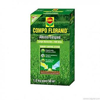 Compo Lawn Fertilization Floranid 1.5kg (Garden , Gardening , Grass , Fertilizers)