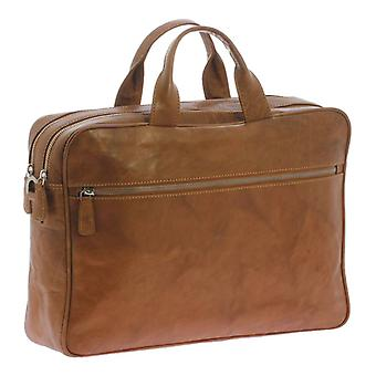Plover Learning Laptop toploader cognac