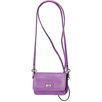Dr Amsterdam shoulder bag Pompia Hyacinth
