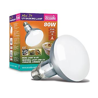 D3 Uvb brugde lampe 80 Watt