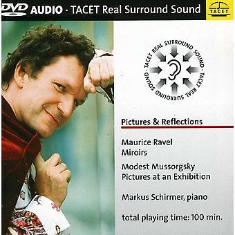 Ravel/Mussorgsky - billeder & refleksioner [DVD-Audio] USA import