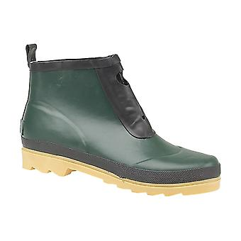Group Five MJ169 Ladies Wye Plain Weather Wellingtons Boots Rubber Zip Up Shoes