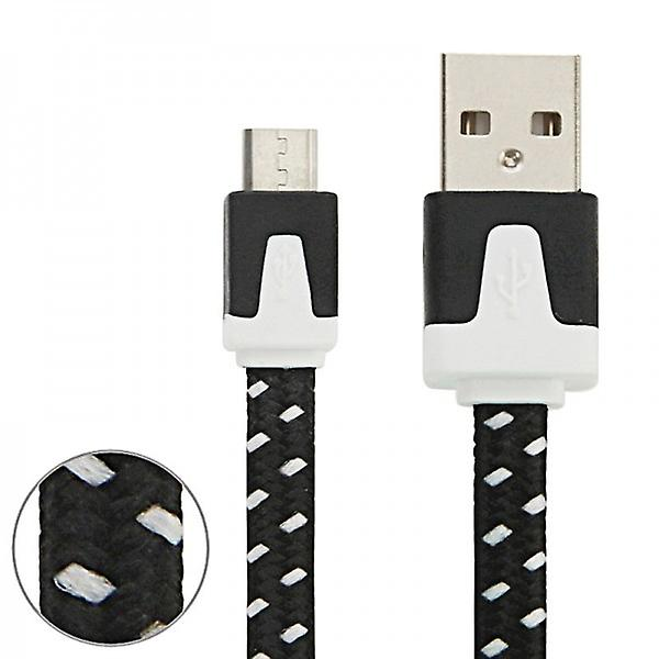 3m USB data and charging cable black for all Smartphone and Tablet micro USB