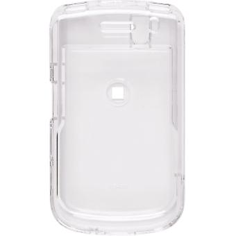 Wireless Solution 2 Piece Snap On Case for BlackBerry 9630 9650 - Clear