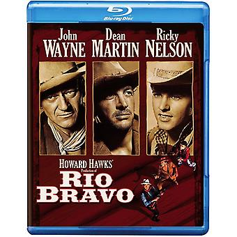 Rio Bravo [BLU-RAY] USA import