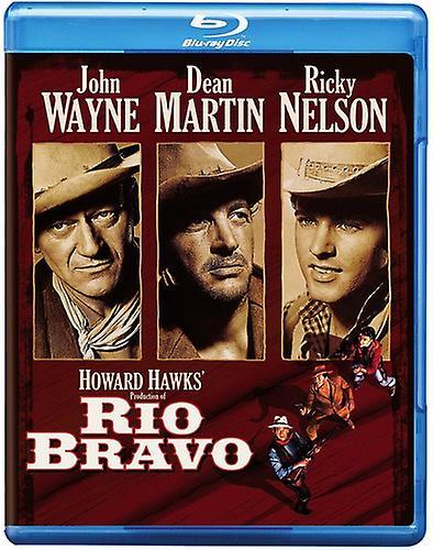 Rio Bravo [BLU-RAY] USA import