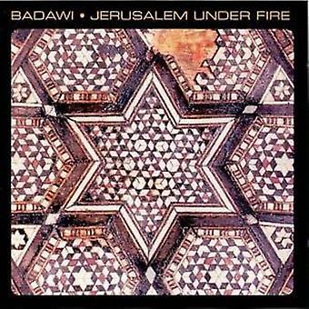 Badawi - Jerusalem Under Fire [Vinyl] USA import
