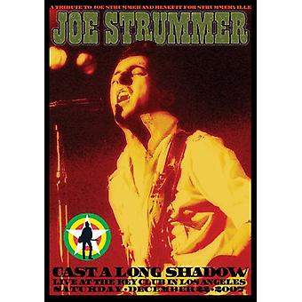 Joe Strummer - hyllningskonsert: Cast en lång skugga [DVD] USA import