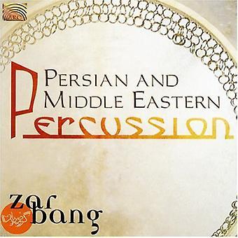 Zarbang - importación de USA de persa y Medio Oriente percusión [CD]