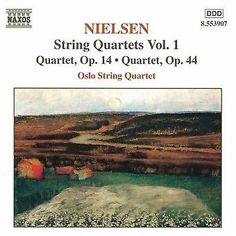 C. Nielsen - Nielsen: Strygekvartetter [CD] USA import