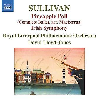Sir Arthur Sullivan - Sullivan: Pineapple Poll [CD] USA import