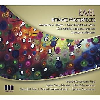 M. Ravel - Ravel: Intime mesterværker [CD] USA import