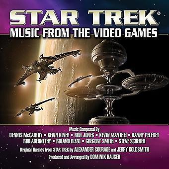 Dominik Hauser - Star Trek: Musik fra the videospil [CD] USA import