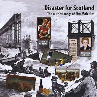 Jim Malcolm - katastrofe for Skottland [DVD] USA import