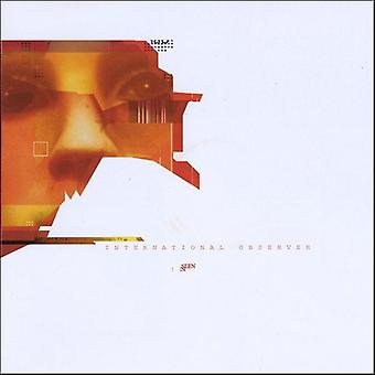 International observatør - set [CD] USA importerer