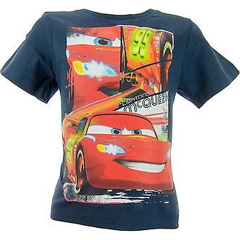 Boys Disney Carsning McQueen T-shirt OE1208